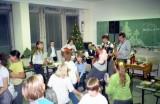 Weihnachtsfeier 2000
