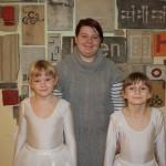 Veronika, Jennyfar und Viktoria am 18.11.15