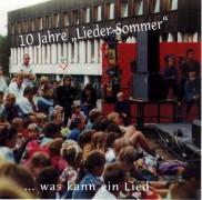 10 Jahre Lieder-Sommer