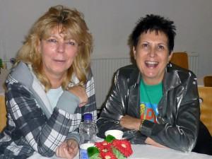 Monika Nitzschke und Sylvia Wockenfuß