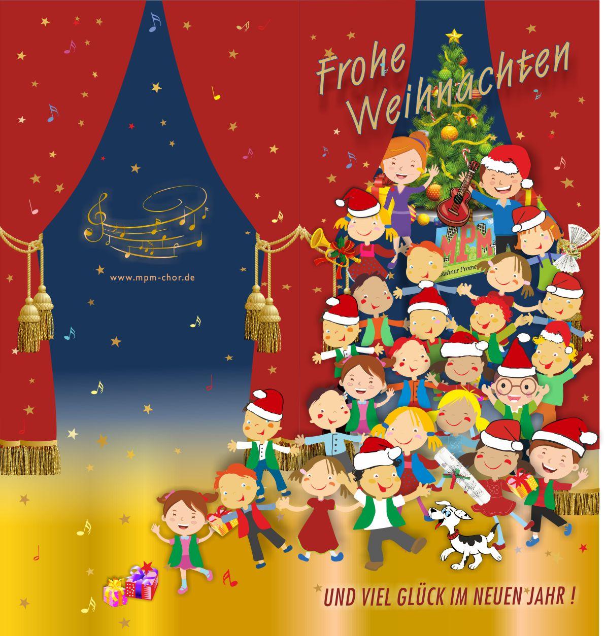 Schönes Weihnachtsfest! – Marzahner Promenaden-Mischung